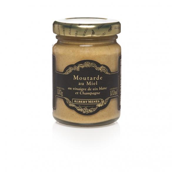 04/ Sennep med honning 100g - Albert Ménès