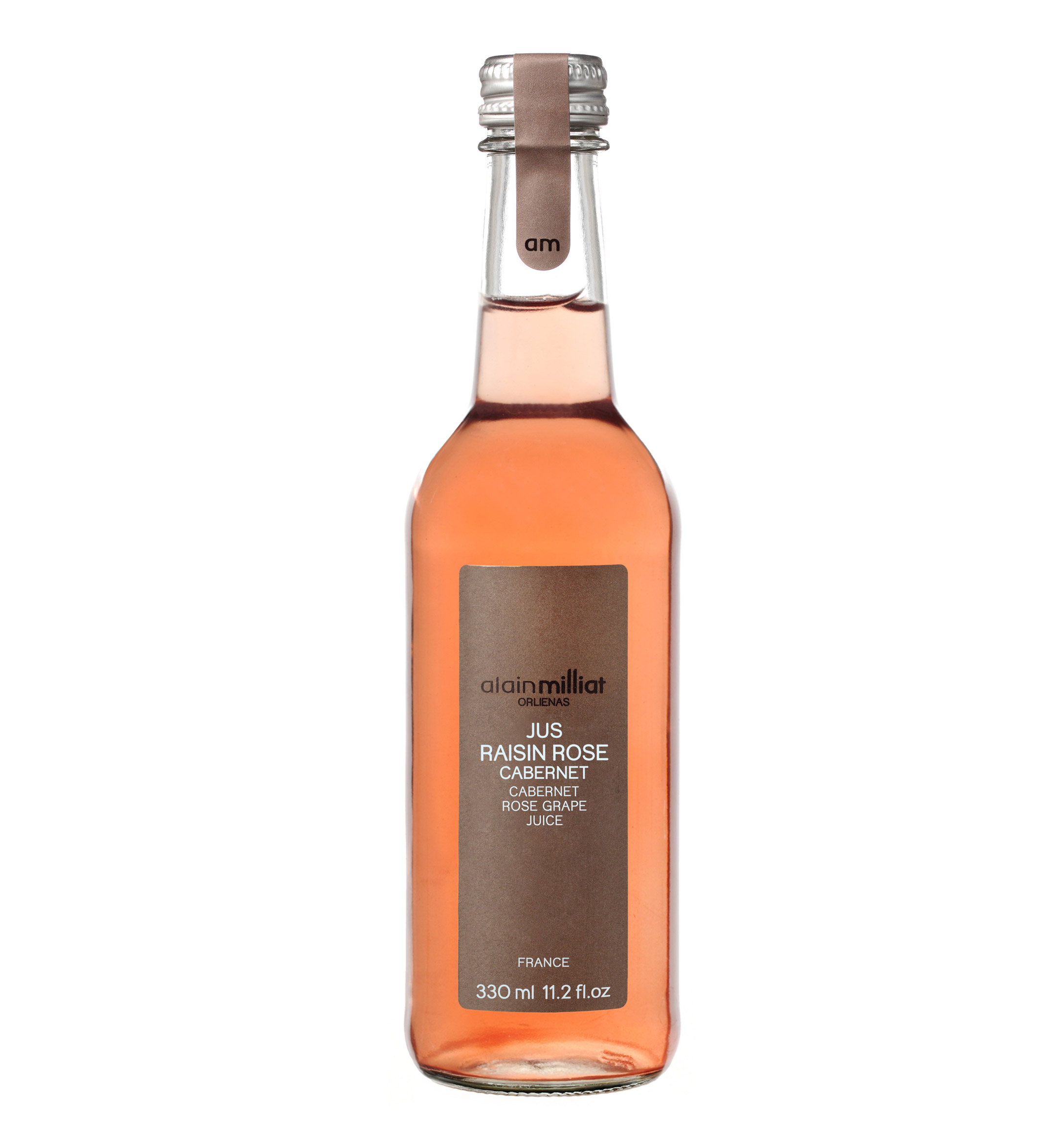 01/ Druejuice Cabernet Rosé 33cl - Alain Milliat
