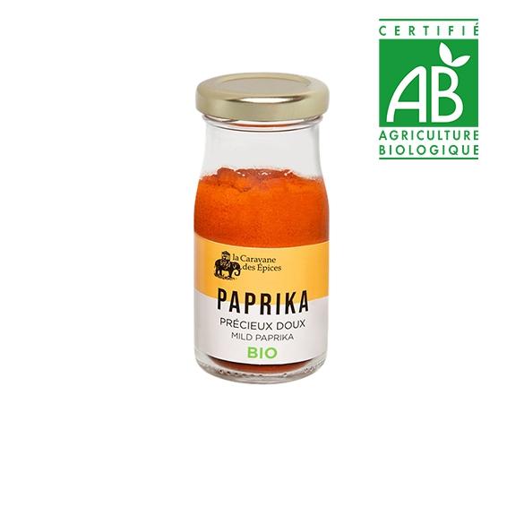 Øko Paprika mild 35g - Albert Ménès