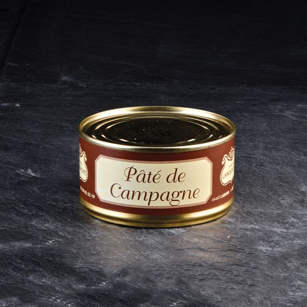 13/ Fransk svinepaté 180g - Lahouratate