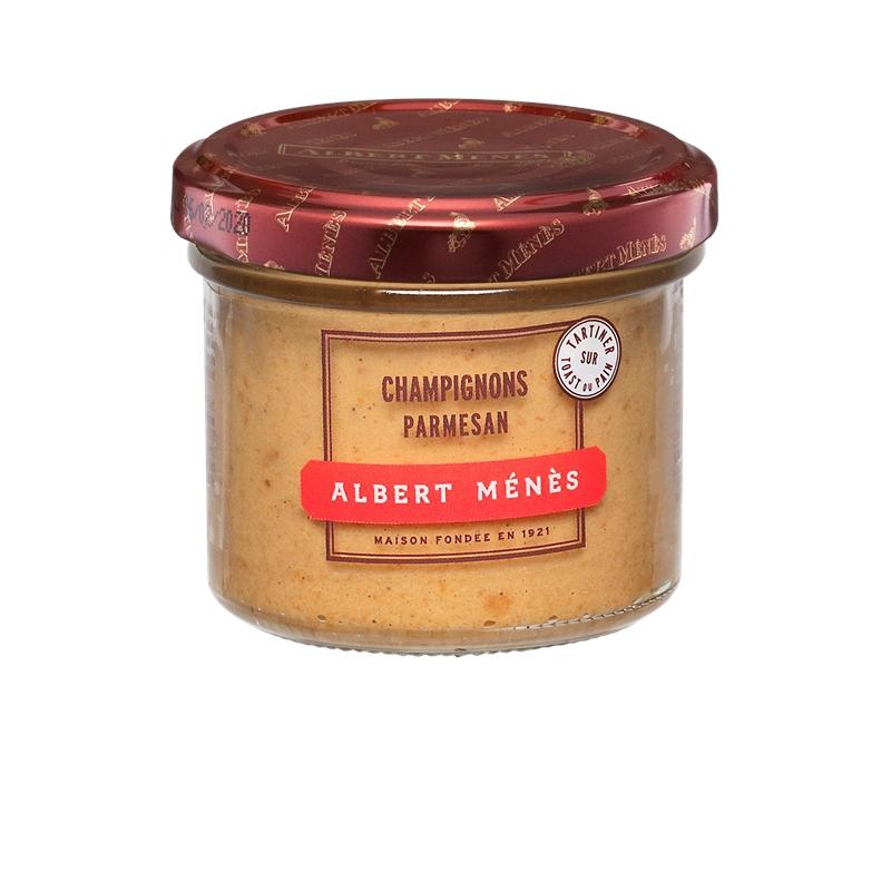 06/ Soppkrem med Parmesan 100g - Albert Ménès