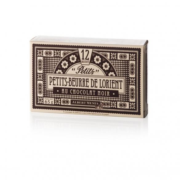 22/ Petits-Beurre sjokolade 65g - Albert Ménès
