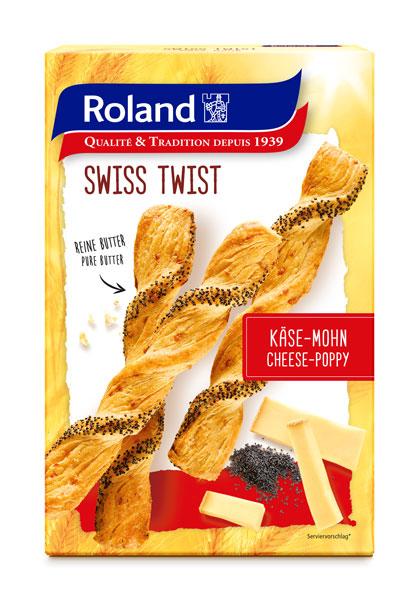 06/ Brødpinner med ost og valmuefrø 100g - Roland