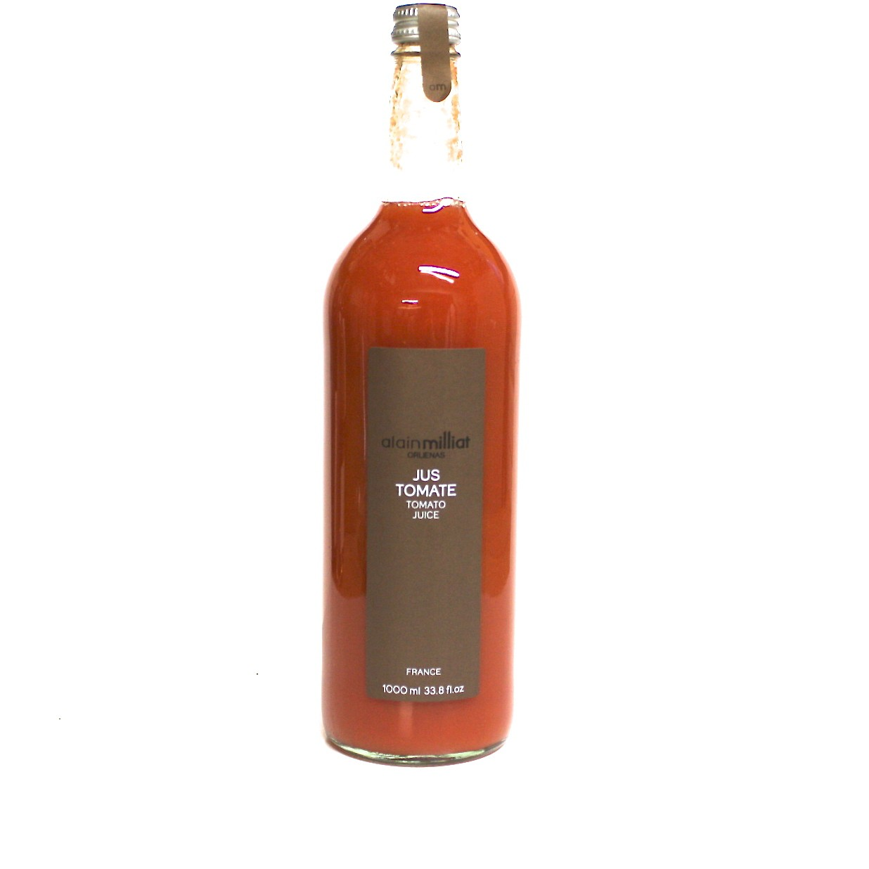 10/ Tomatjuice 33cl - Alain Milliat