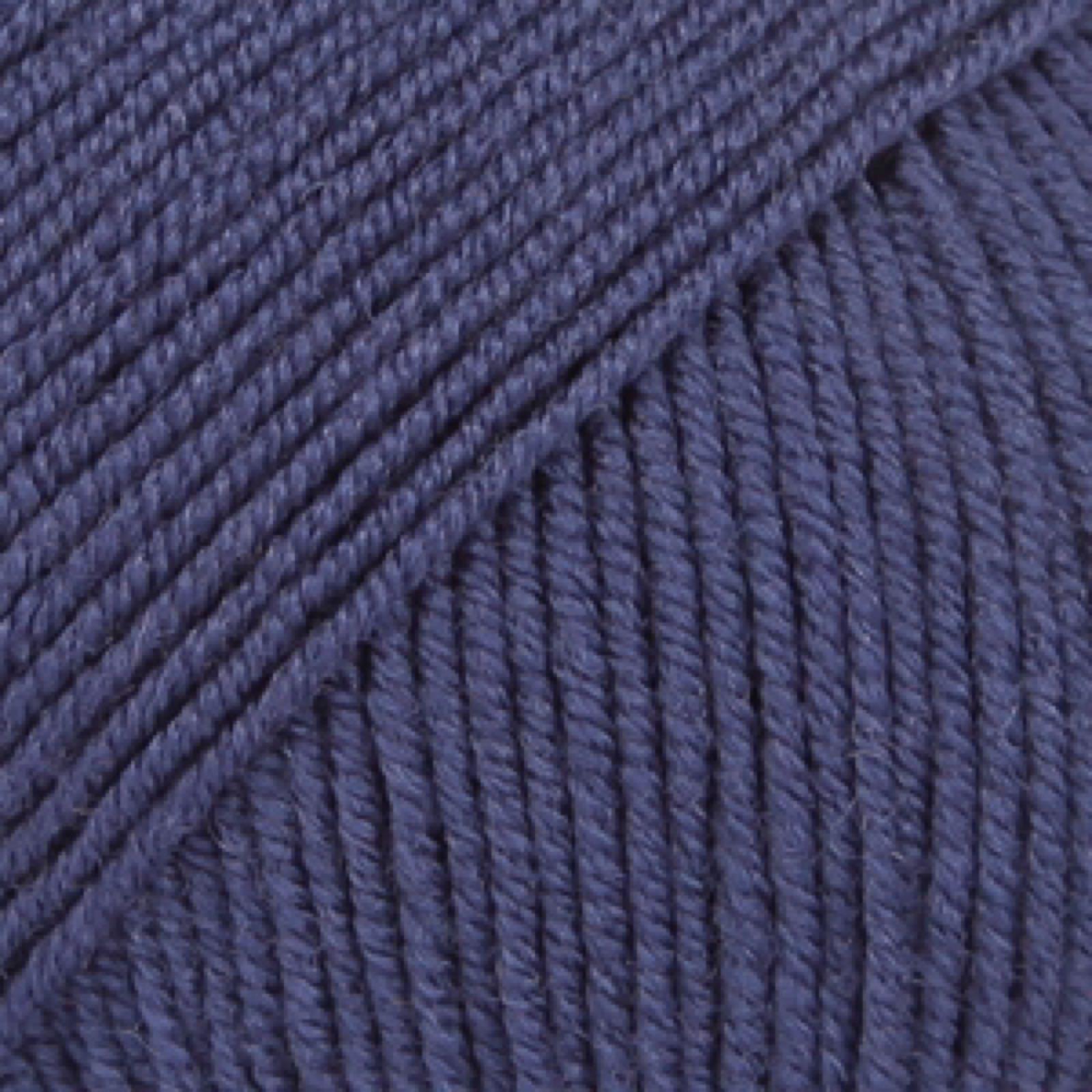 DROPS Baby Merino, 13 uni colour marineblå
