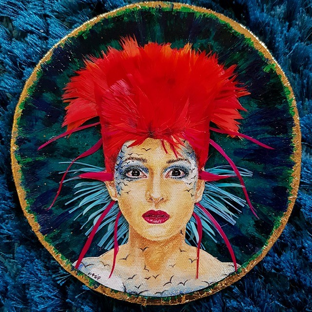 Paul O Farrell - Discontented Youth ( Toyah)