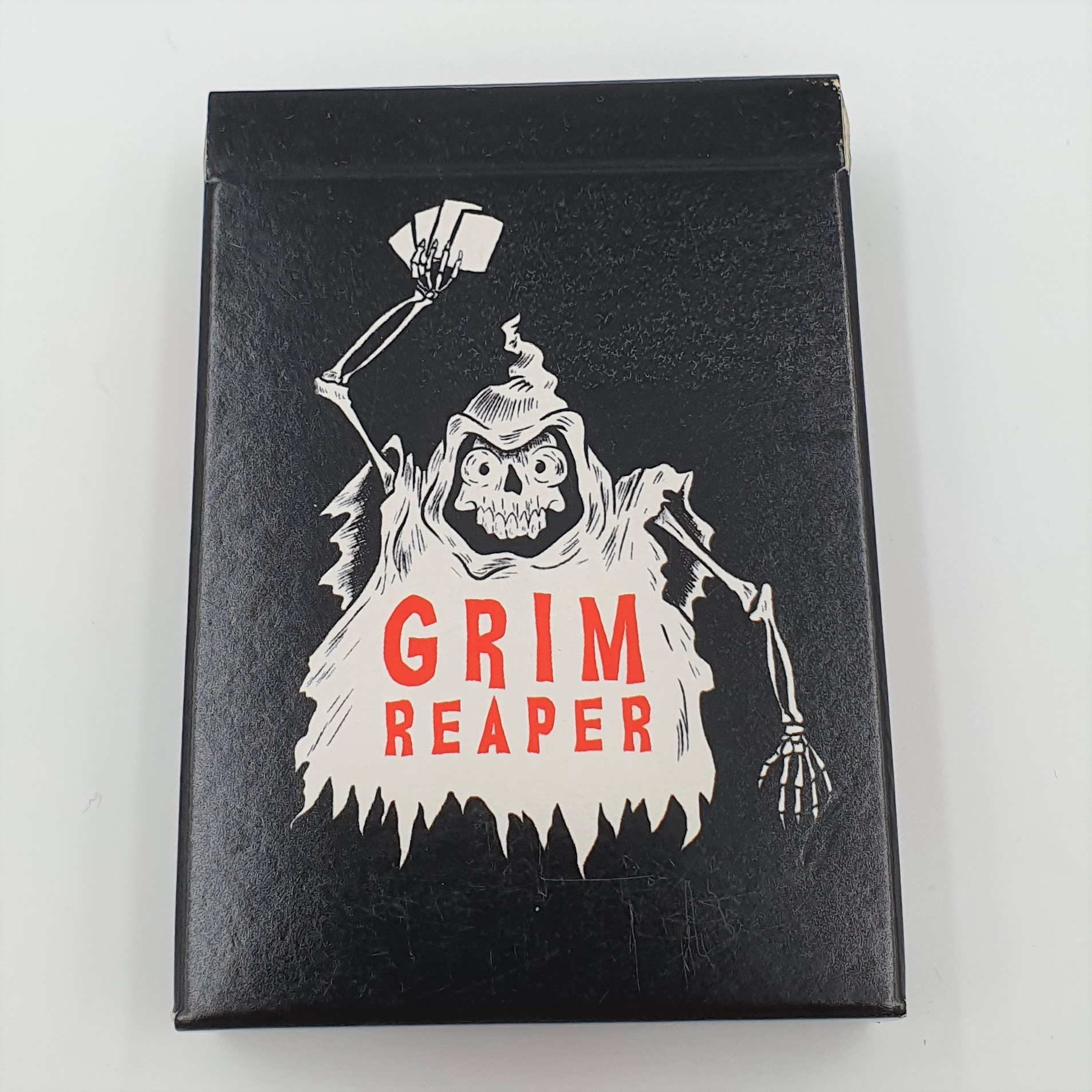 Olly Mc & Oliver Brooks - game grim reaper