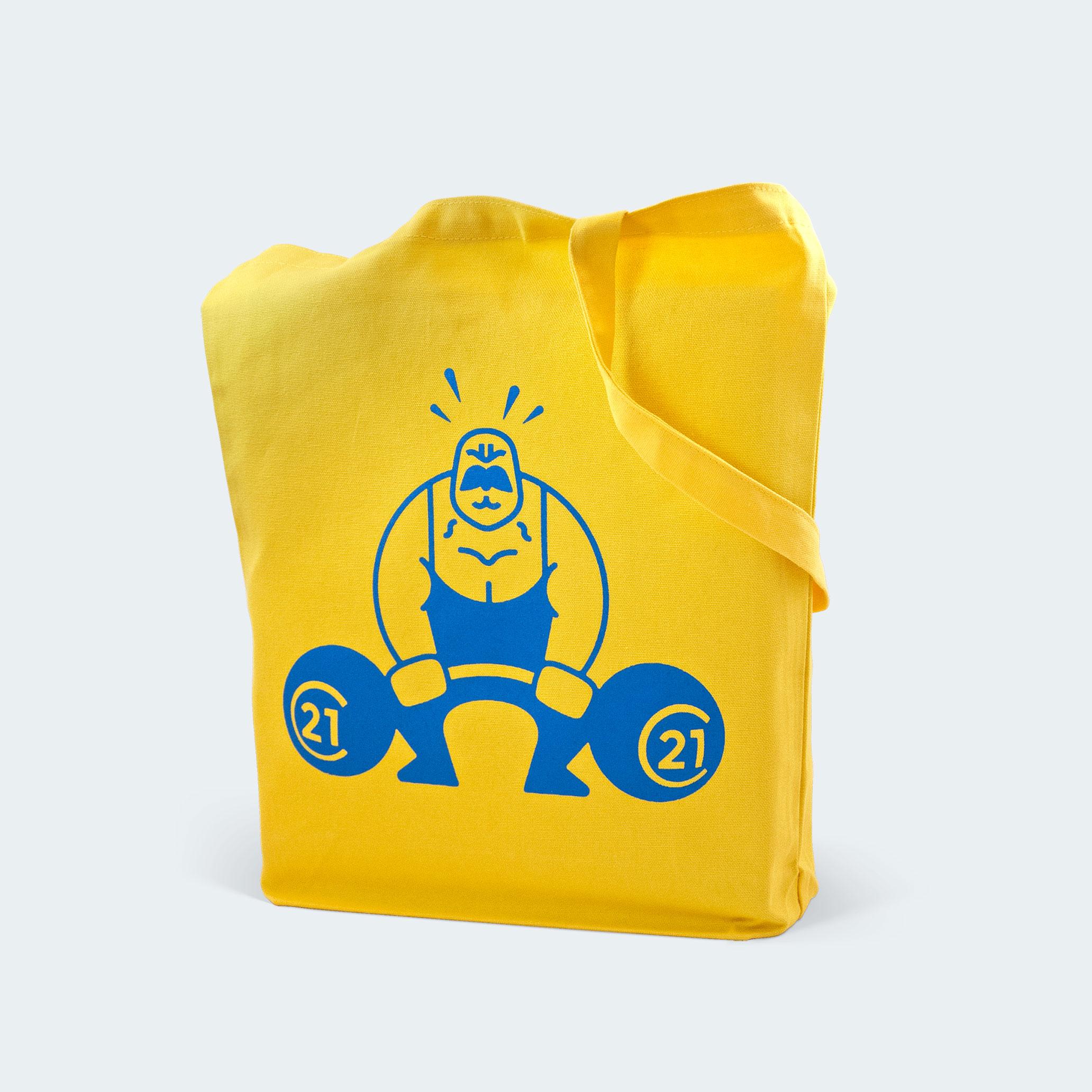 Oasthaus - Man Bag