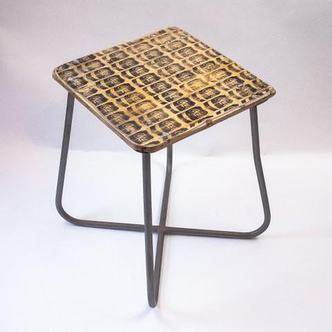 The Geordie Kaans - Coke side tables