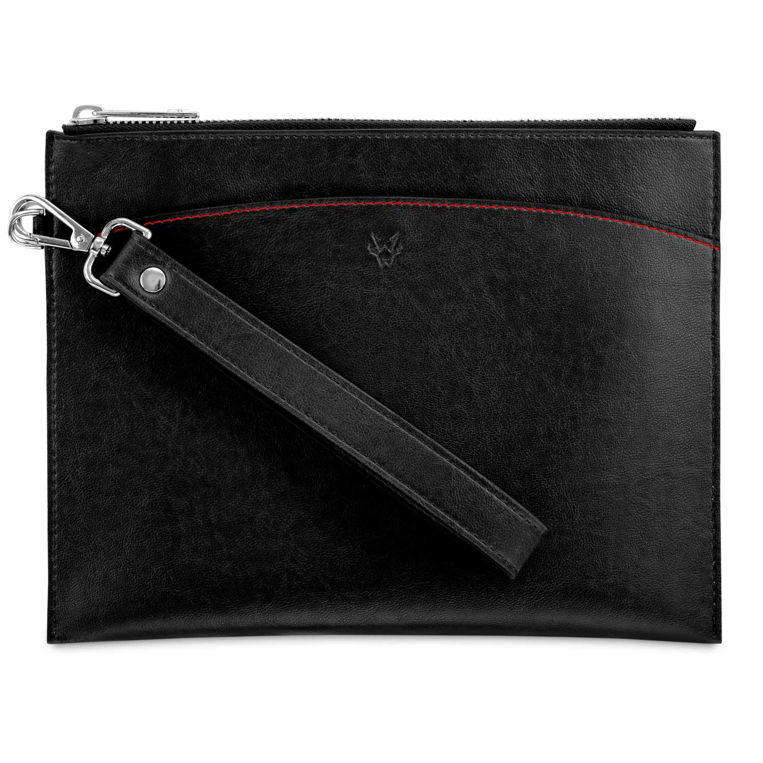 Watson & Wolfe - Pochette with Cuff Handle