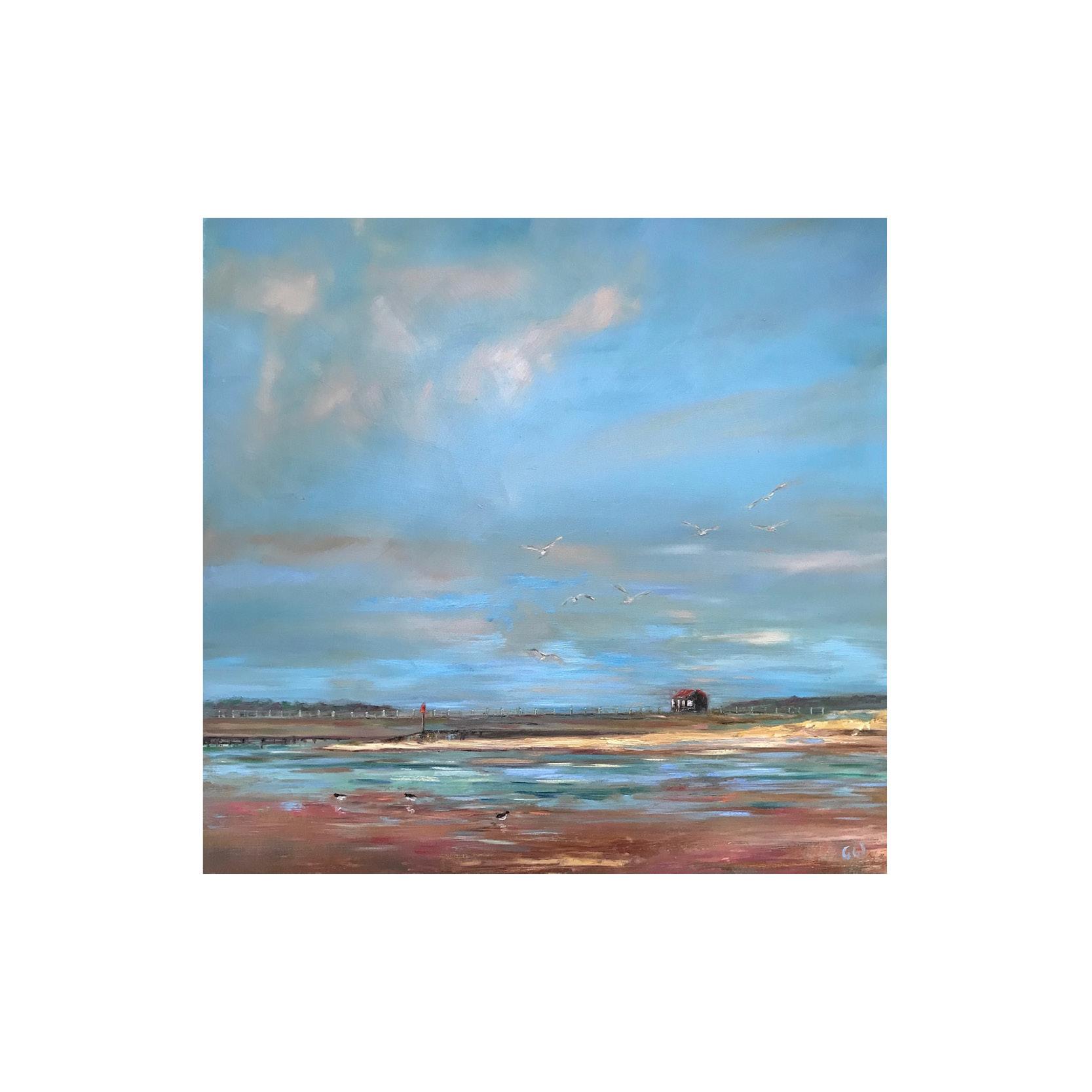 Georgie Watson - The Big Blue Print
