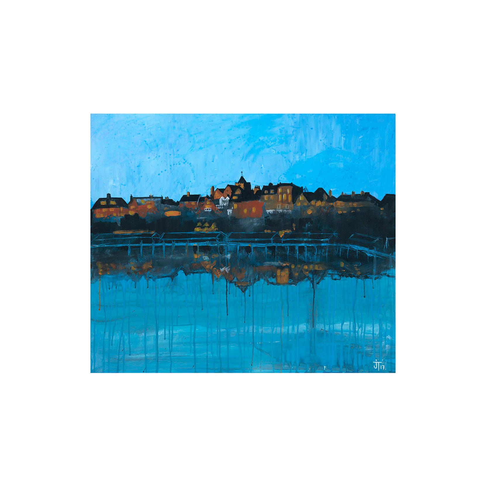 James Tomlinson - Rye Print