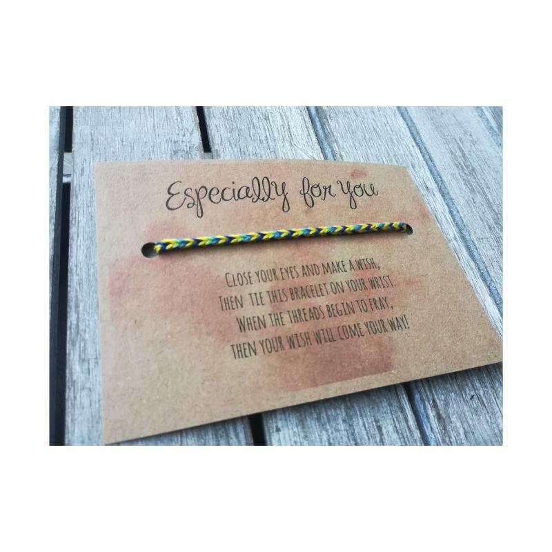 Stacey Scott - Woven bracelets