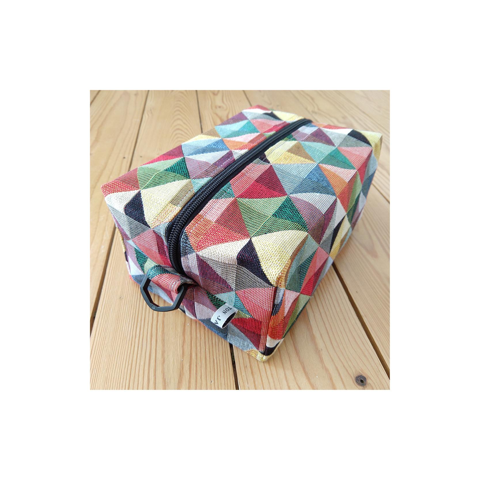 Ton Janmaat - Large fabric wash bag