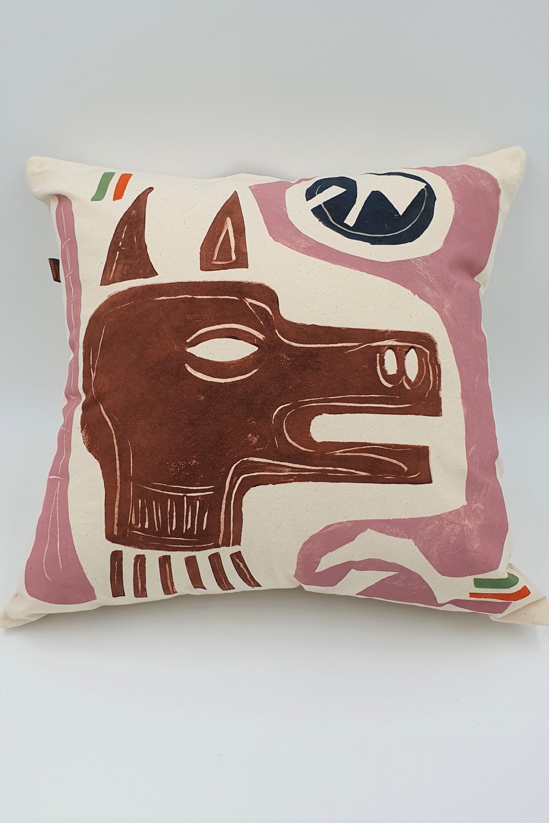 Merchant Malloy - canvas cushion covers