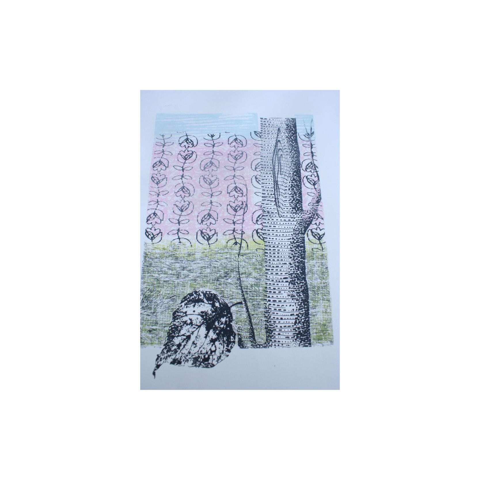 Shirley Parker Gore - Spring Blossom