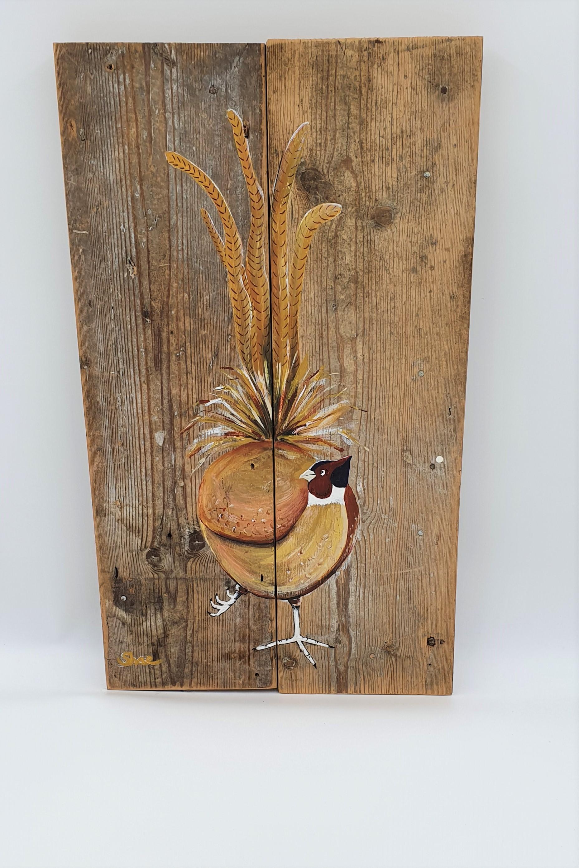 Shae Morris - Paul the Pheasant