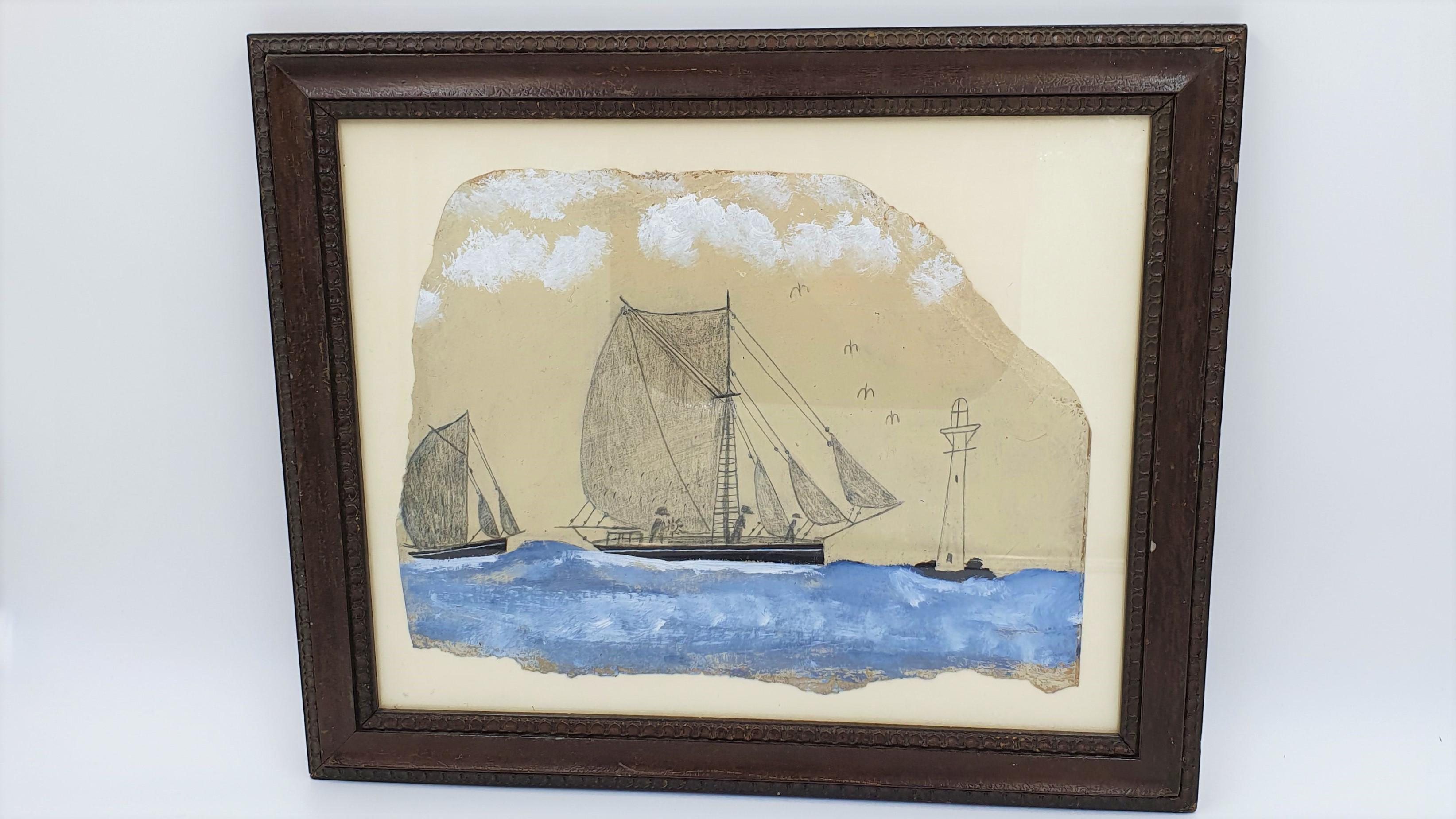 Max Wildman - Cutters in full sail