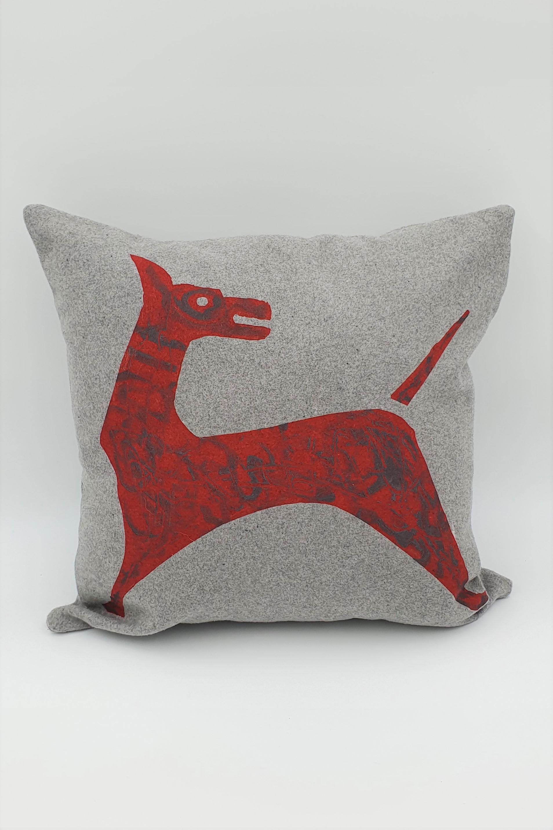 Merchant Malloy - felt cushion covers