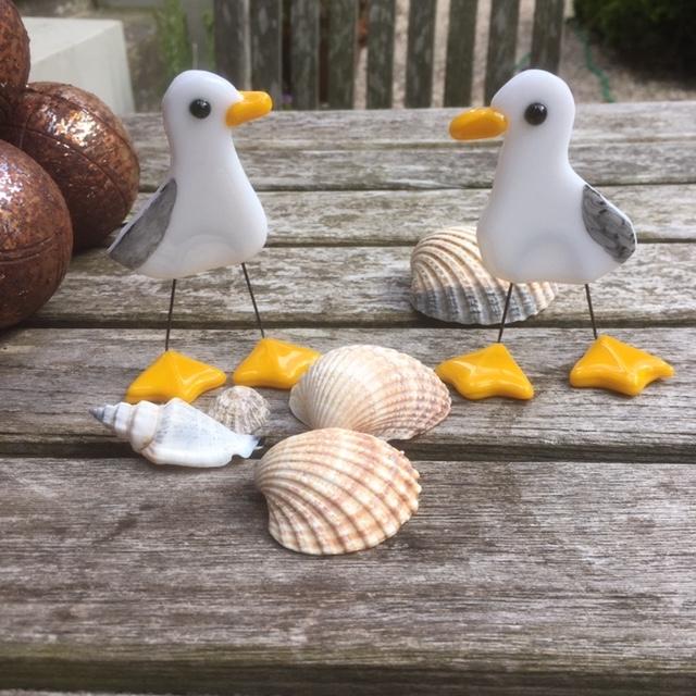 Isabel Sargent - Glass Gulls