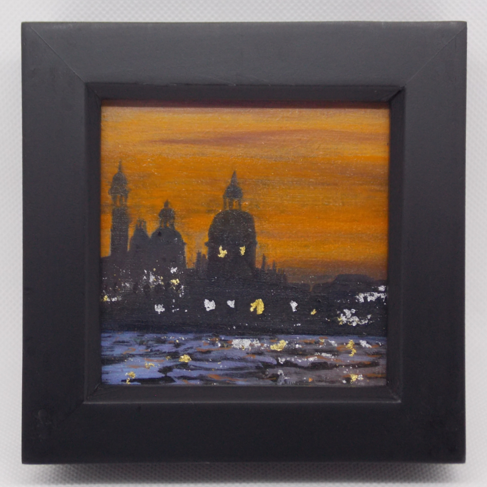 Carole White - Venice Sunset