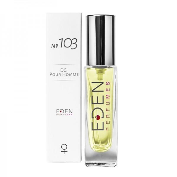 Eden perfumes - 103 DG Pour Homme