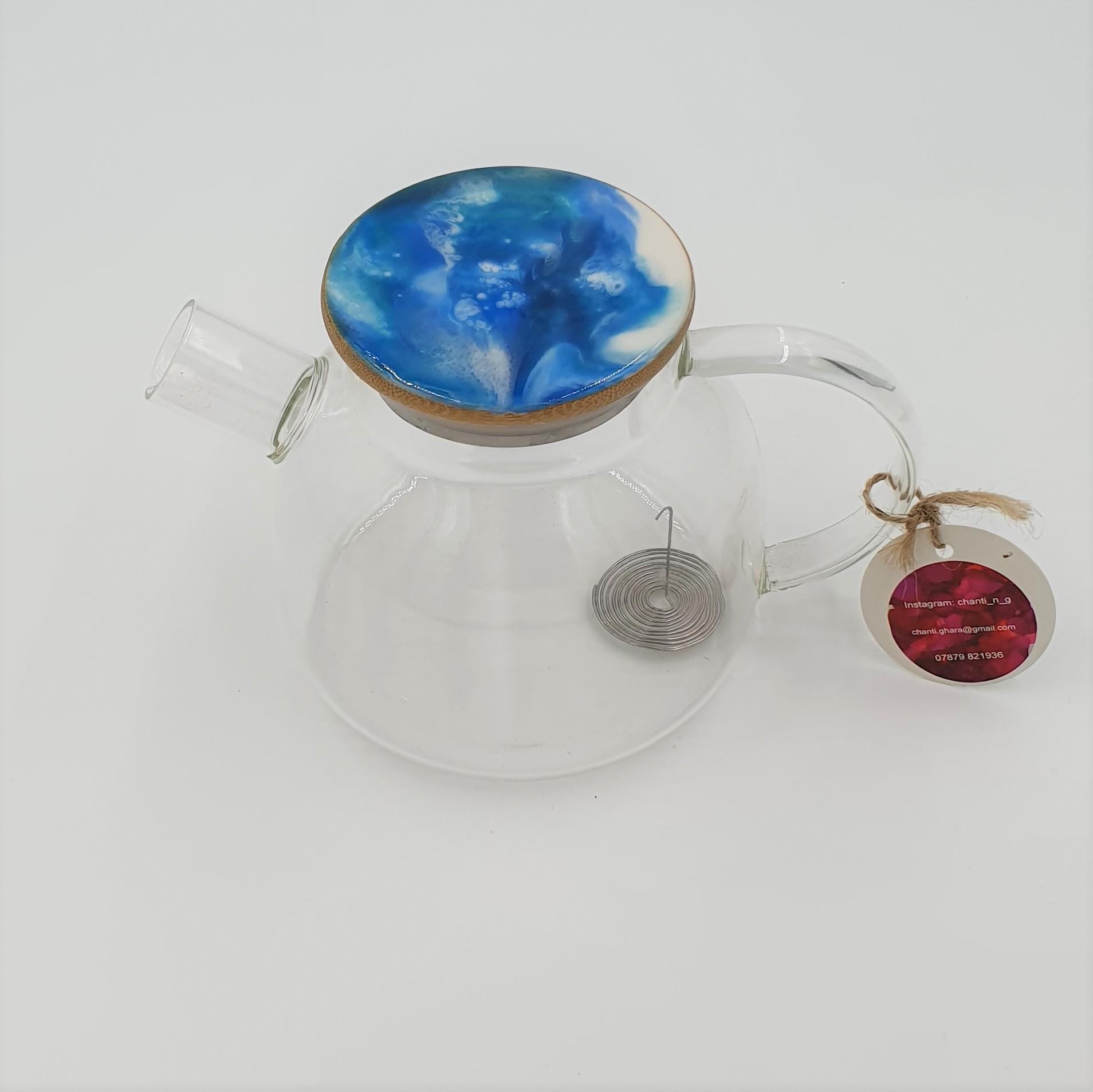 Chantal - Glass teapot