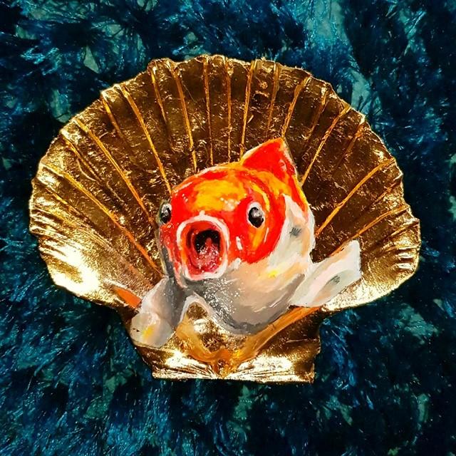 Paul O Farrell - Dive in (Fish shell)