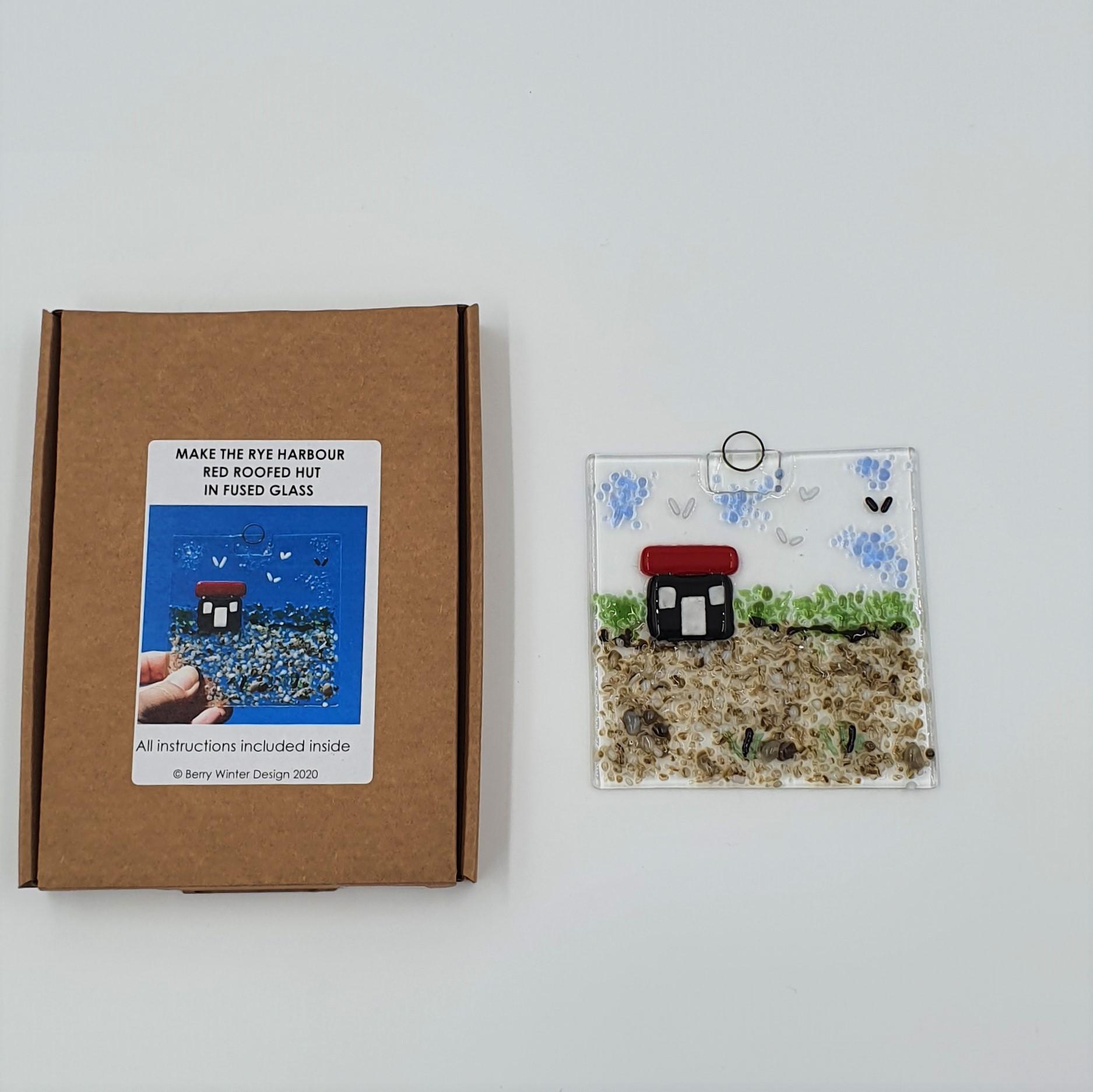 Berry Winter - red hut kits