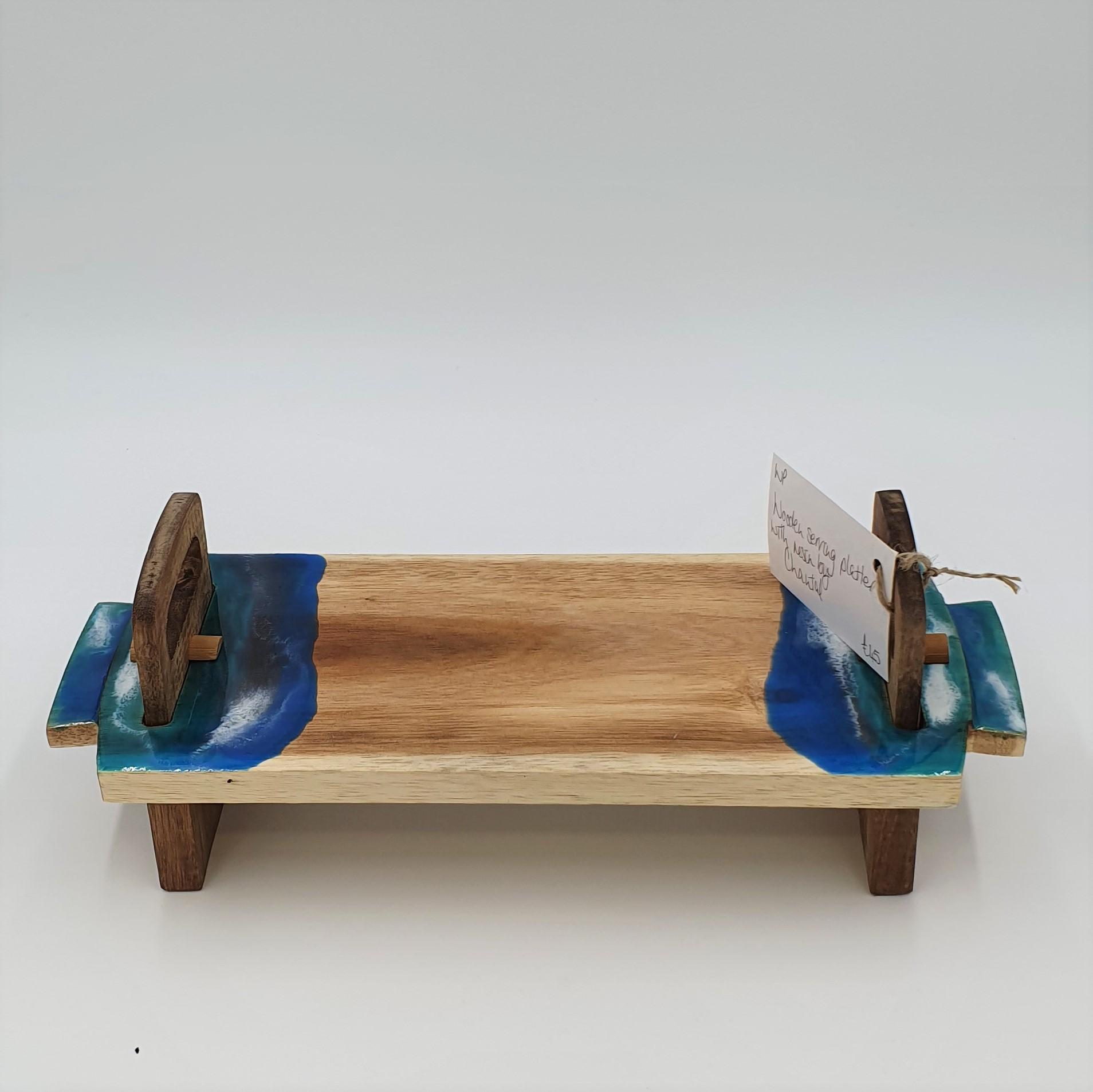 Chantal - WP wooden serving platter