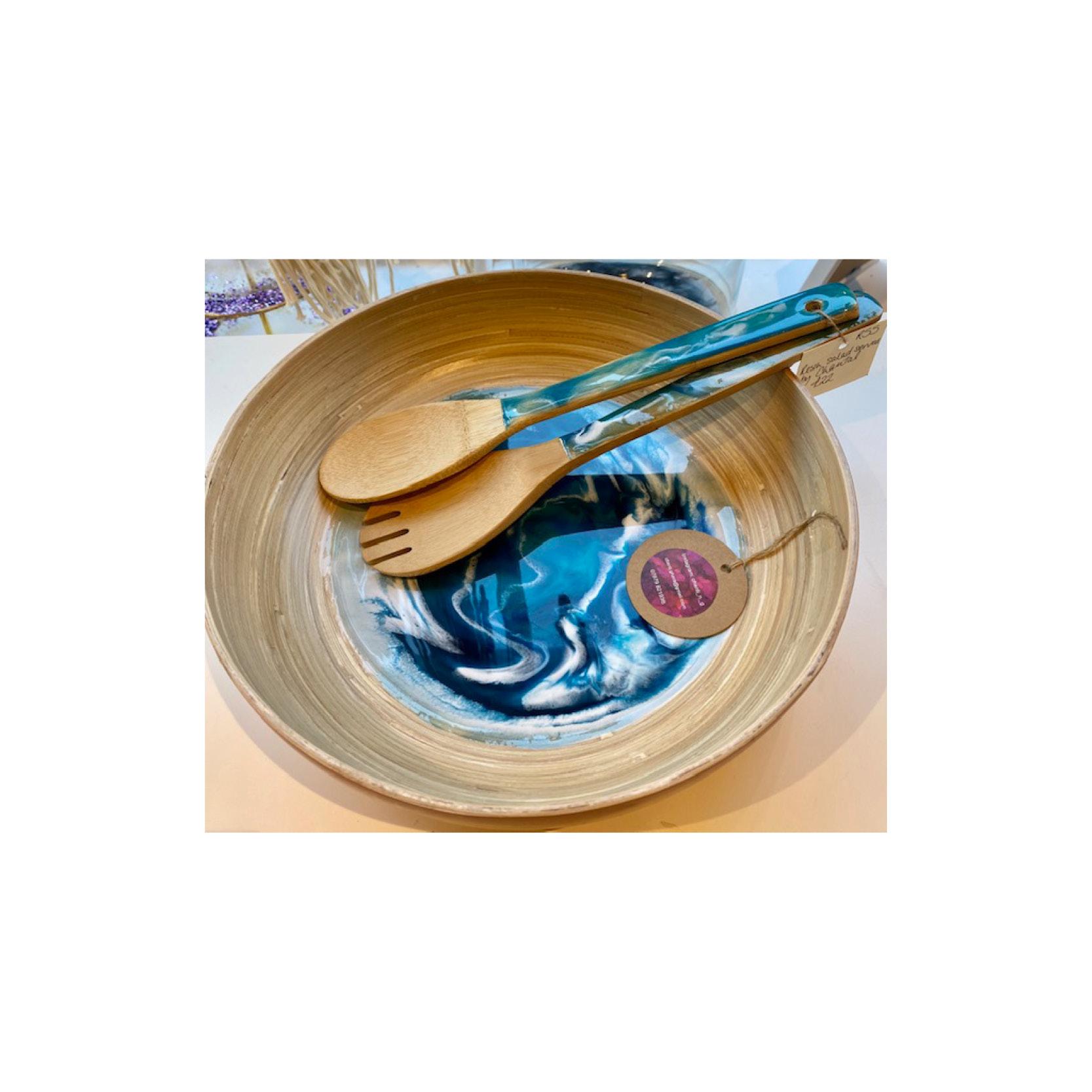Chantal - Round Salad Bowl