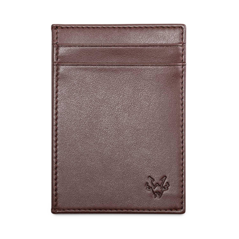 Watson & Wolfe - slim credit card case