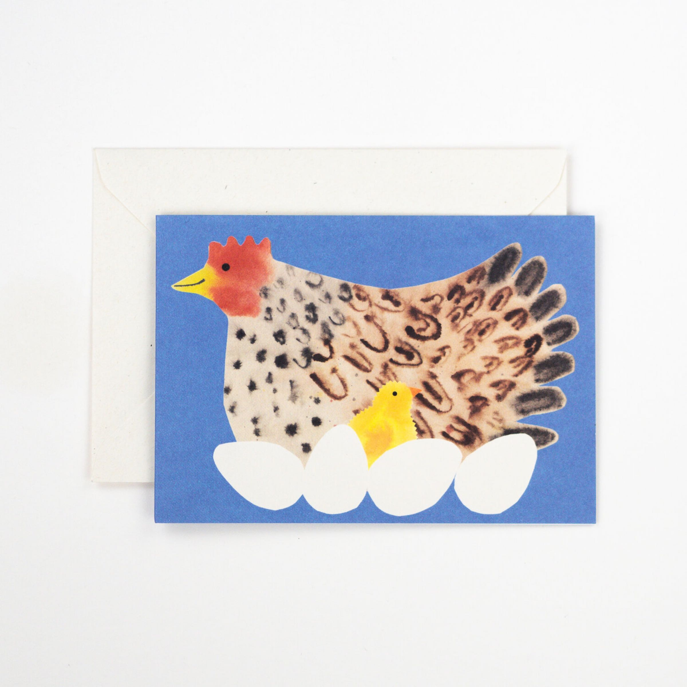 Hen Card by Hadley Paper Goods