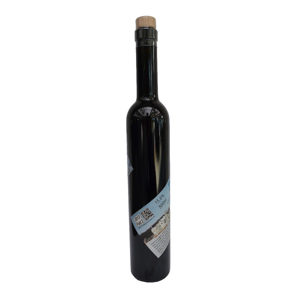 Rødvin fad 2,  2013, 15,5% Alc..   500ml,