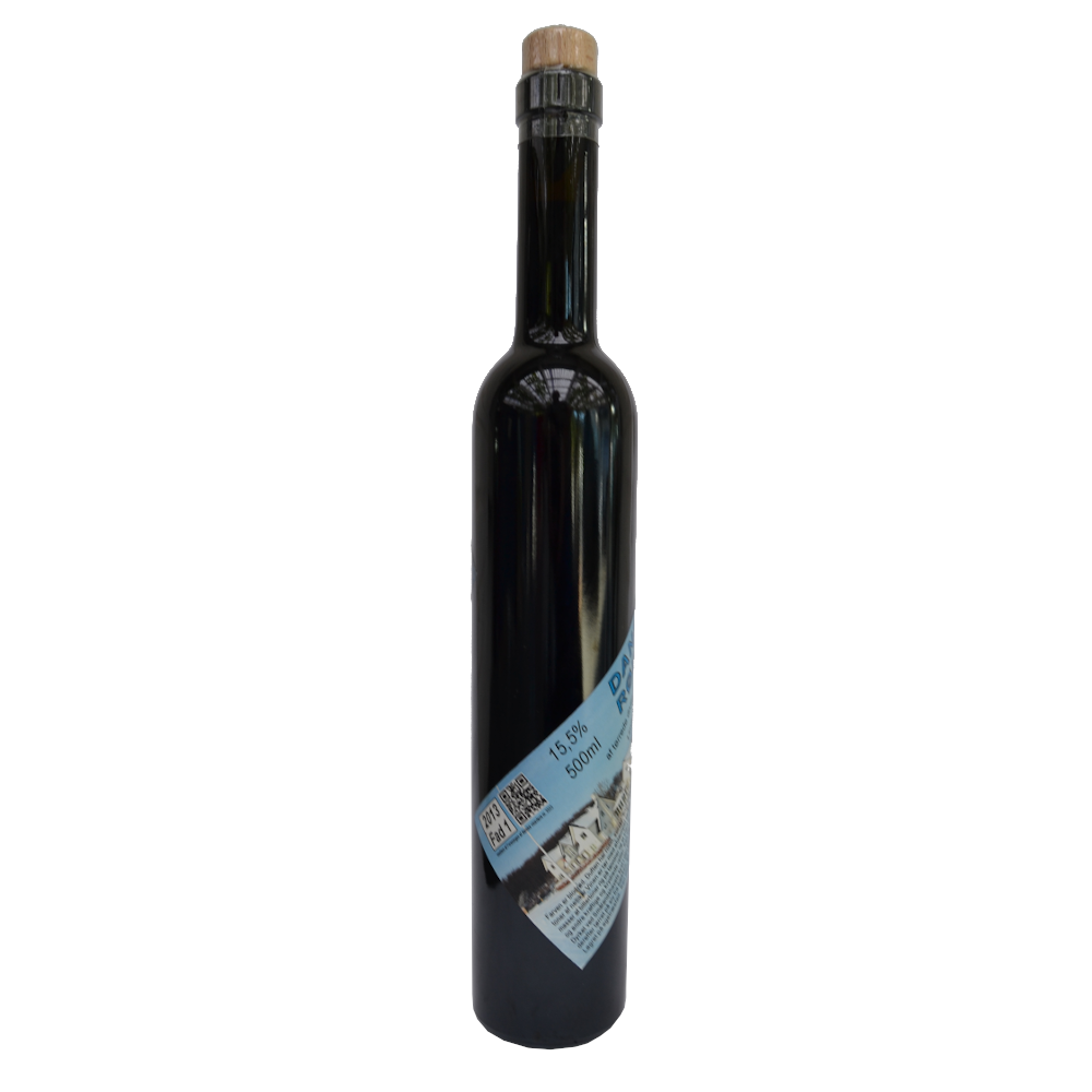 Rødvin fad 1,  2013, 15,5% Alc..   500ml,