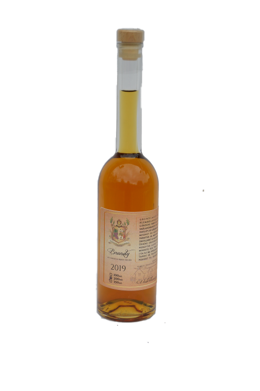 DRAM, BRANDY, 2019, 200ml, 40%