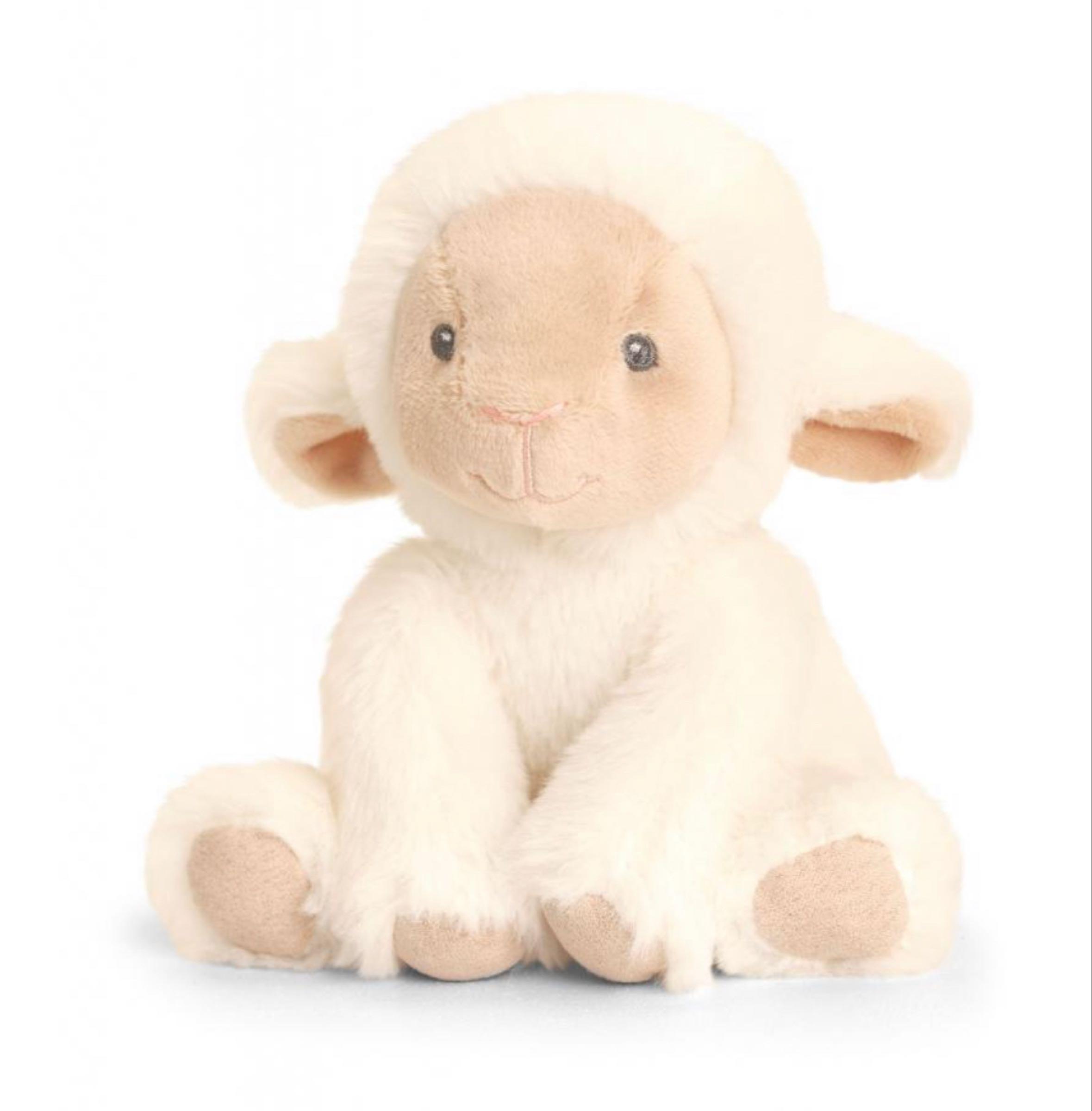 14cm Eco Lullaby Lamb