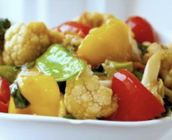 V11. Vegetable Chili L, G, P (Vahva) Vegan