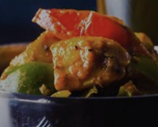 71. Mango Chicken Balti VL,G (keskivahva)