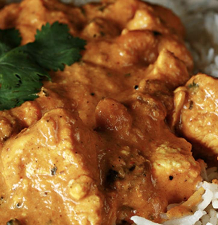33. Shahi Chicken Korma VL, G (Mieto)