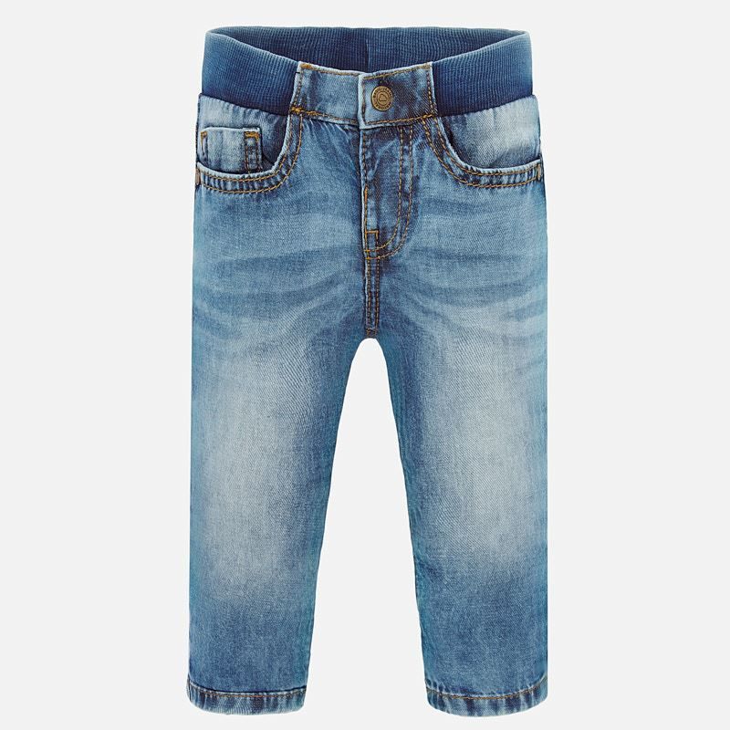 NOW £9 Mayoral Light Denim Jeans (500) (was £19)