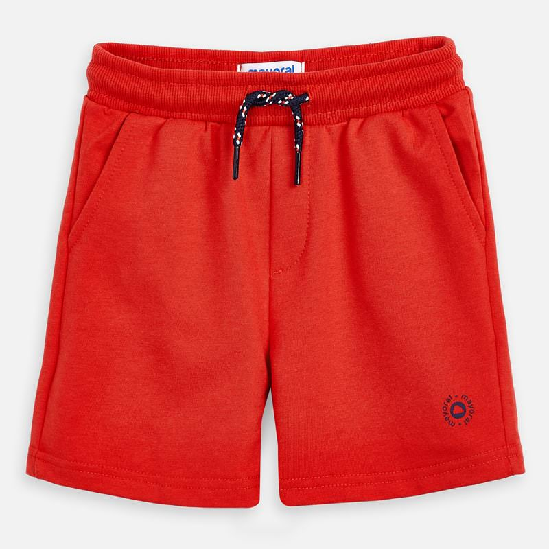 Mayoral Fleece Shorts Red (611)