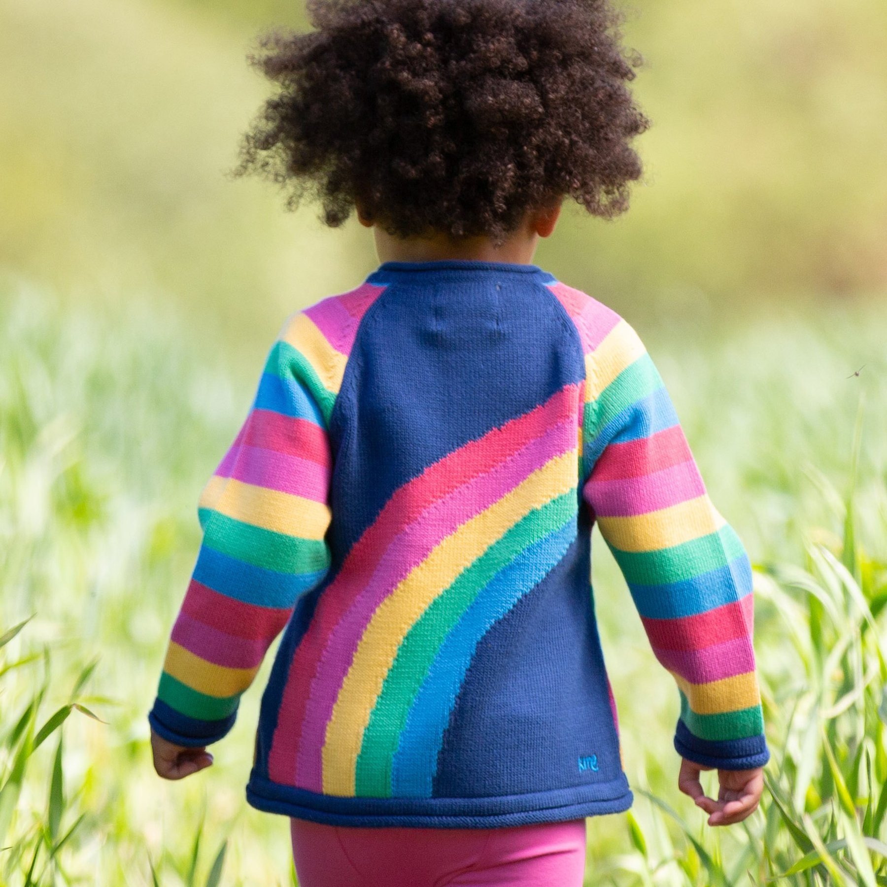 Kite Rainbow Cardi