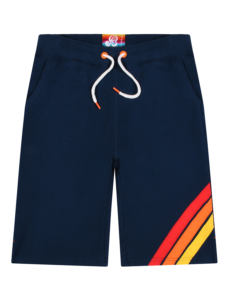 St Bert's Long Shorts - Dress Blue