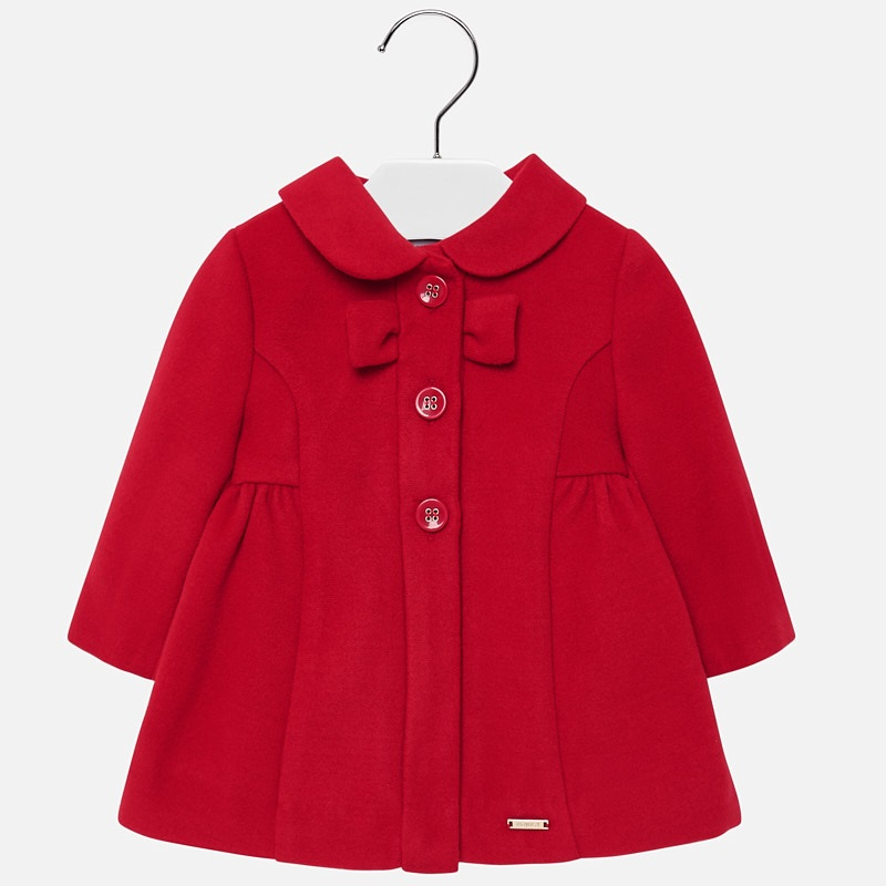 WAS £46.00 Mayoral Coat Scarlet (2428)