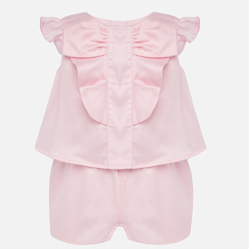 NOW £22 Mayoral Playsuit Pink (1894)