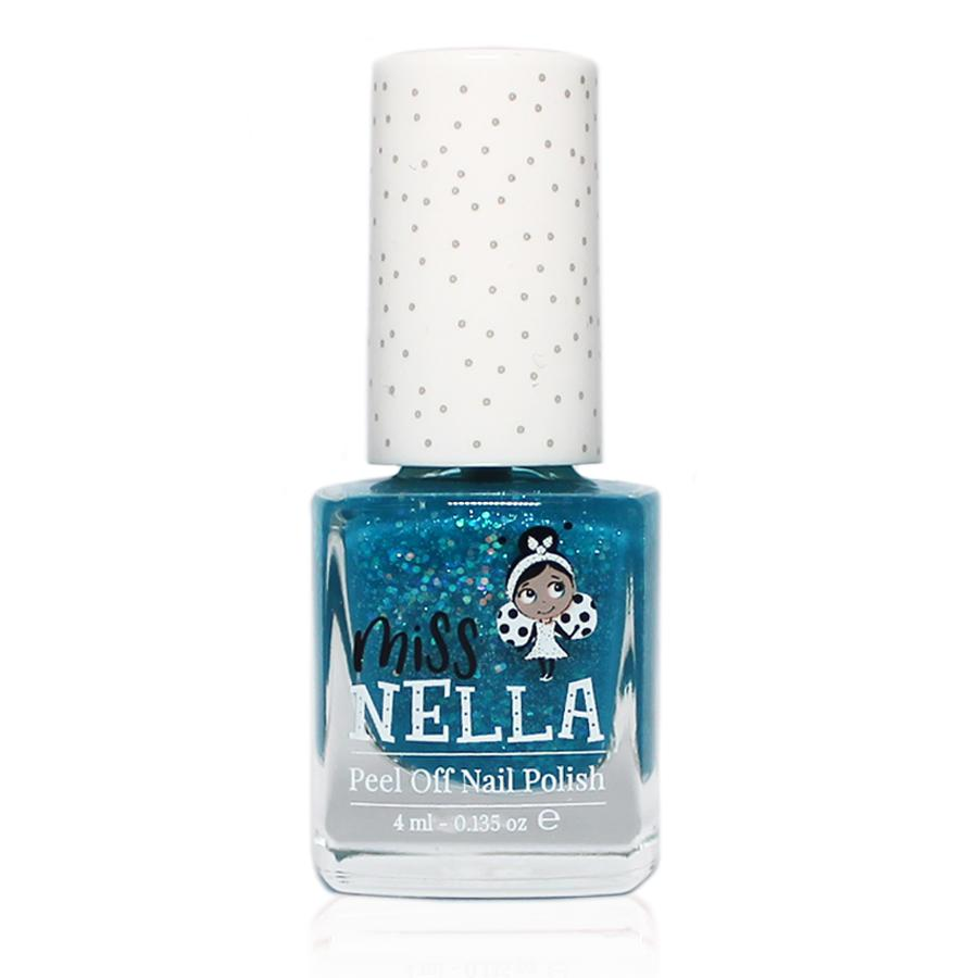 Miss Nella Peel Off Nail Polish - Under The Sea