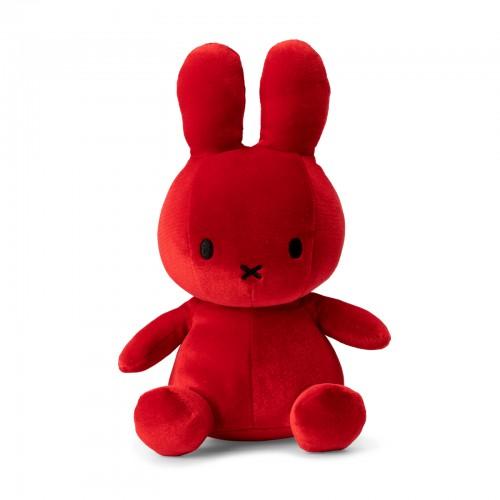 Miffy Velvet-Candy Red