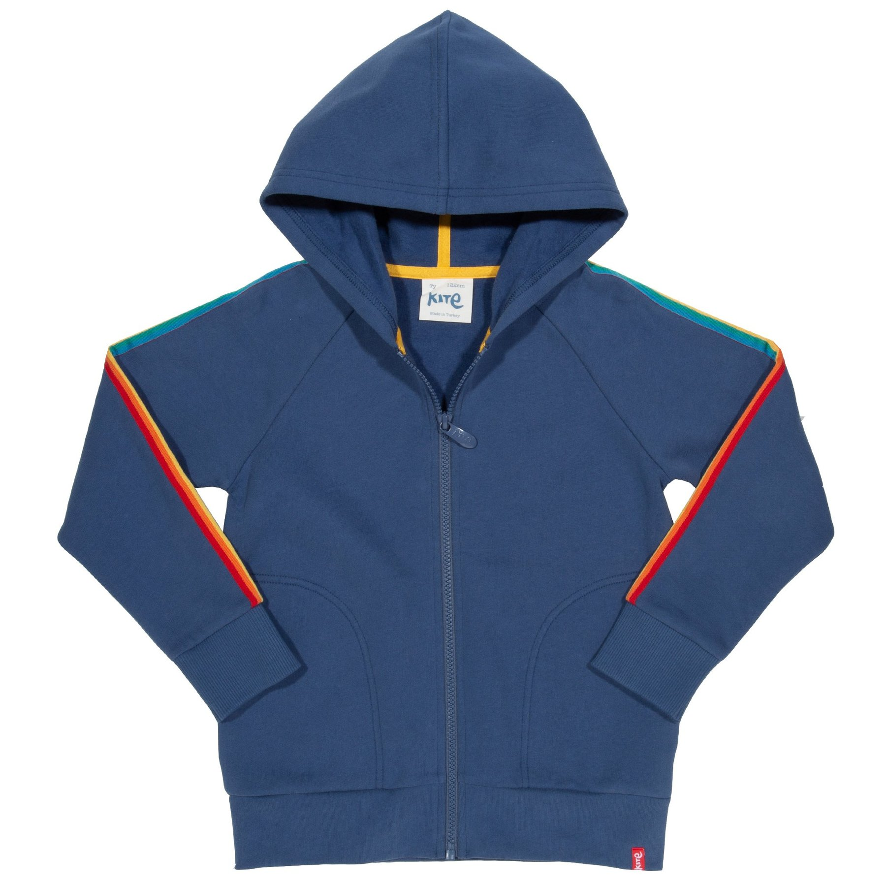 Kite Side Stripe Hoody