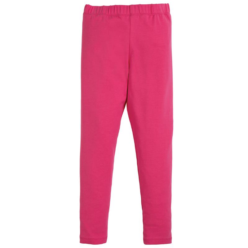WAS £13.00 Frugi Libby Leggings - Flamingo